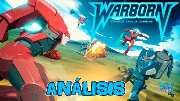 Análisis de Warborn para PS4