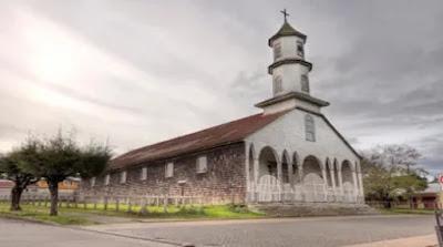Church of Dalcahue, Nuestra Señora de los Dolores