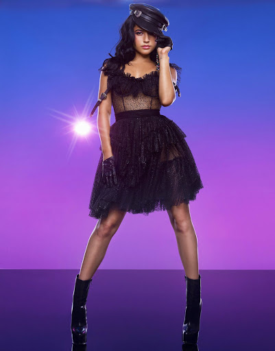 Becky G beauty fashion model photo shoot