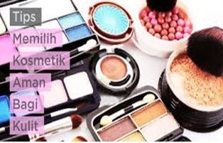 kosmetik kecantikan yang aman