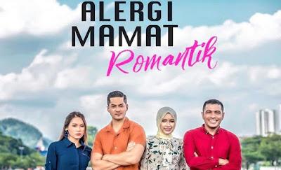Sinopsis Drama Alergi Mamat Romantik Lakonan Fadlan Hazim dan Zara Zya
