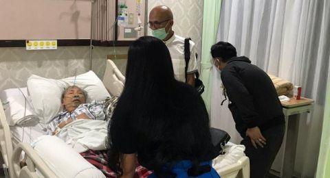 Gangguan Fungsi Organ, Wapres ke-9 RI Hamzah Haz Dirawat di RSPAD