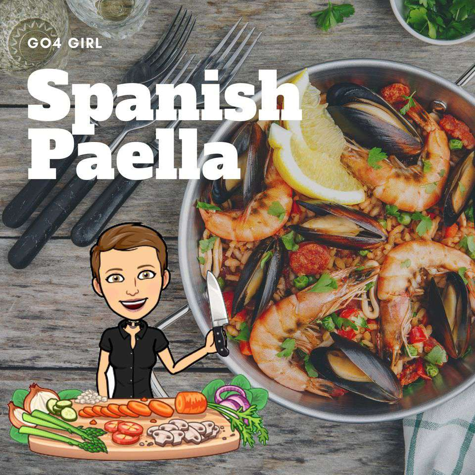 National Spanish Paella Day Wishes Images