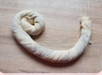 فطائر حلزونية روعة