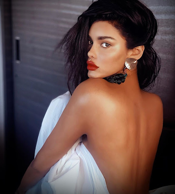 ex bigg boss fame gizele thakral goes nude