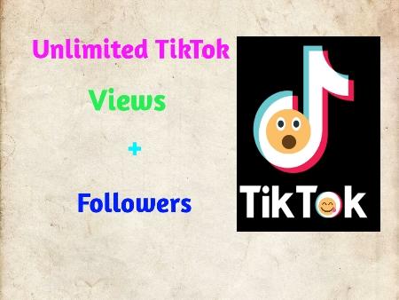 Tik Tok Auto Liker - Unlimited Tik Tok Auto Likes + Followers