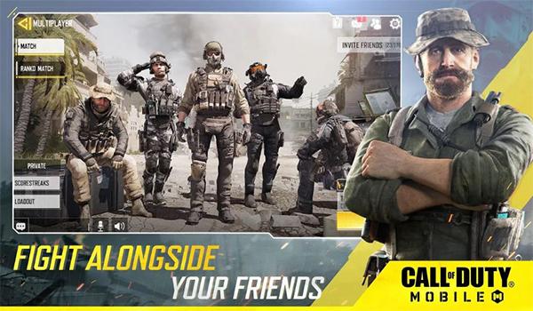 هل شخصيات لعبة Call of Duty القديمة لا زالت متوفرة ؟