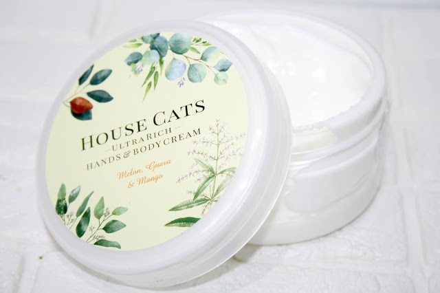 House of Cats Hand and Body Collection