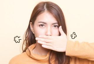 Karang gigi menjadi penyebab bau mulut
