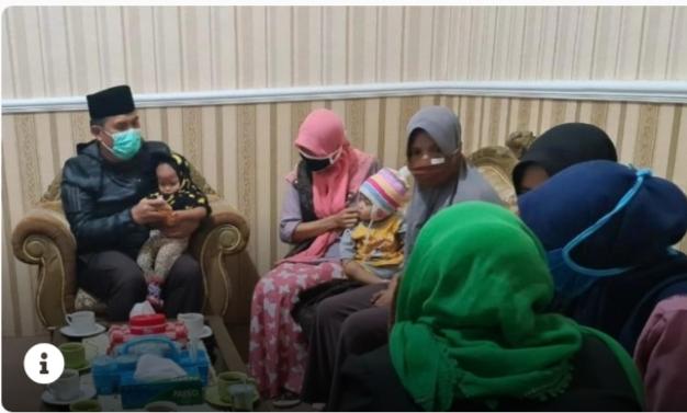 SEKJEN PBNU HA Helmy Faishal Zaini Siap jaminkan diri untuk penangguhan penahanan 4 IRT dan 2 Balita