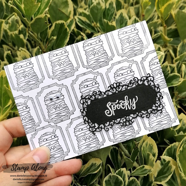Stampin' Up! Spooktacular bash