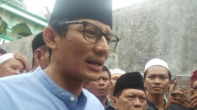 Ahmad Dhani Dipenjara, Sandiaga Uno: Jangan Hukum Digunakan untuk Memukul Lawan