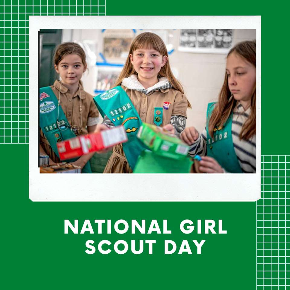 National Girl Scout Day Wishes Images download