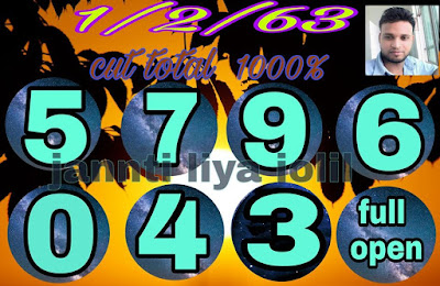 Thailand Lottery 3up Sure Number Facebook  Timeline 01 Februry 2020