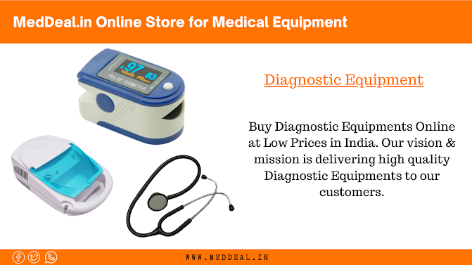 Buy Diagnostic equipment