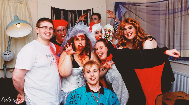 Halloween 2015, Halloween costume party
