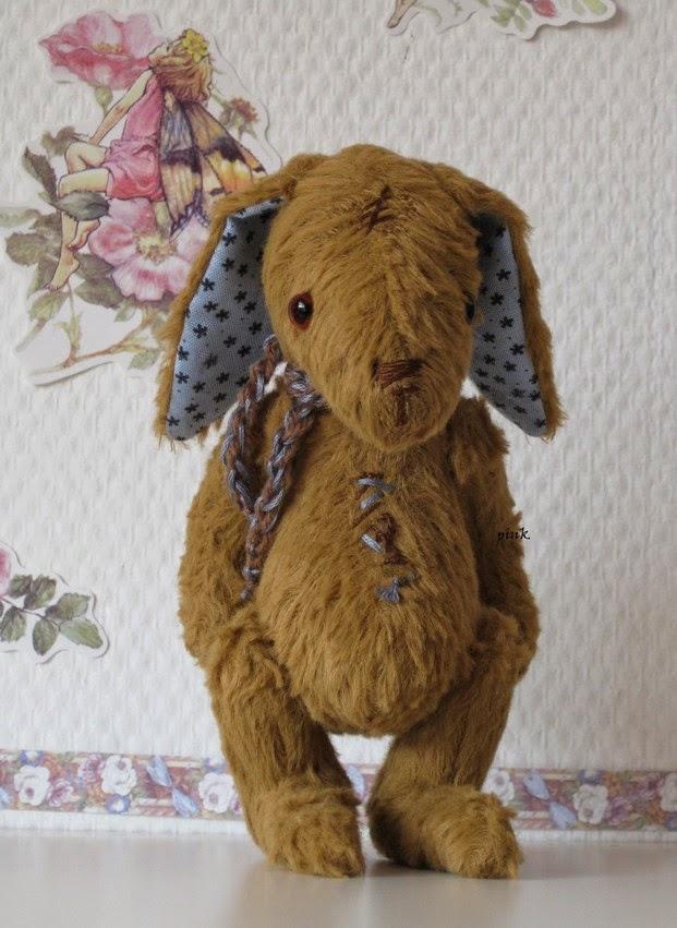 Artist Bears And Needlework By Pink Veen Free Patterns Teddybears