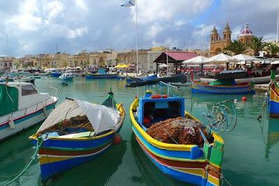 Travelling to sunny Malta, Gozo, Comino