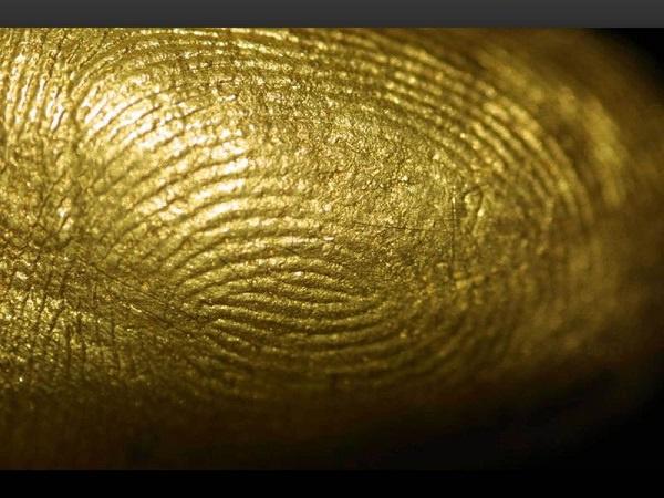 Mandela's fingerprint