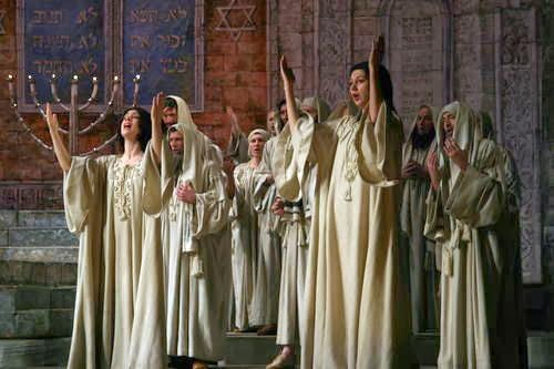 """Va Pensiero"", da Ópera ""Nabucco"" (1841)"