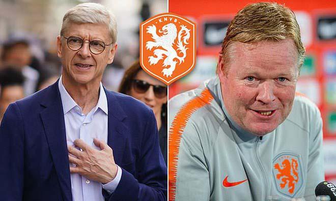 Tin HOT bóng đá sáng 20/8: Wenger nói gì về thông tin dẫn dắt ĐT Hà Lan?