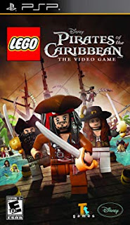 Cheat LEGO Pirates Of The Caribbean - The Video Game PSP PPSSPP