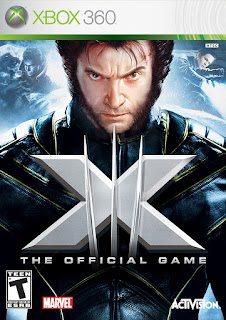 X-Men The Official Game (XBOX360)