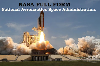 what-is-full-form-of-nasa