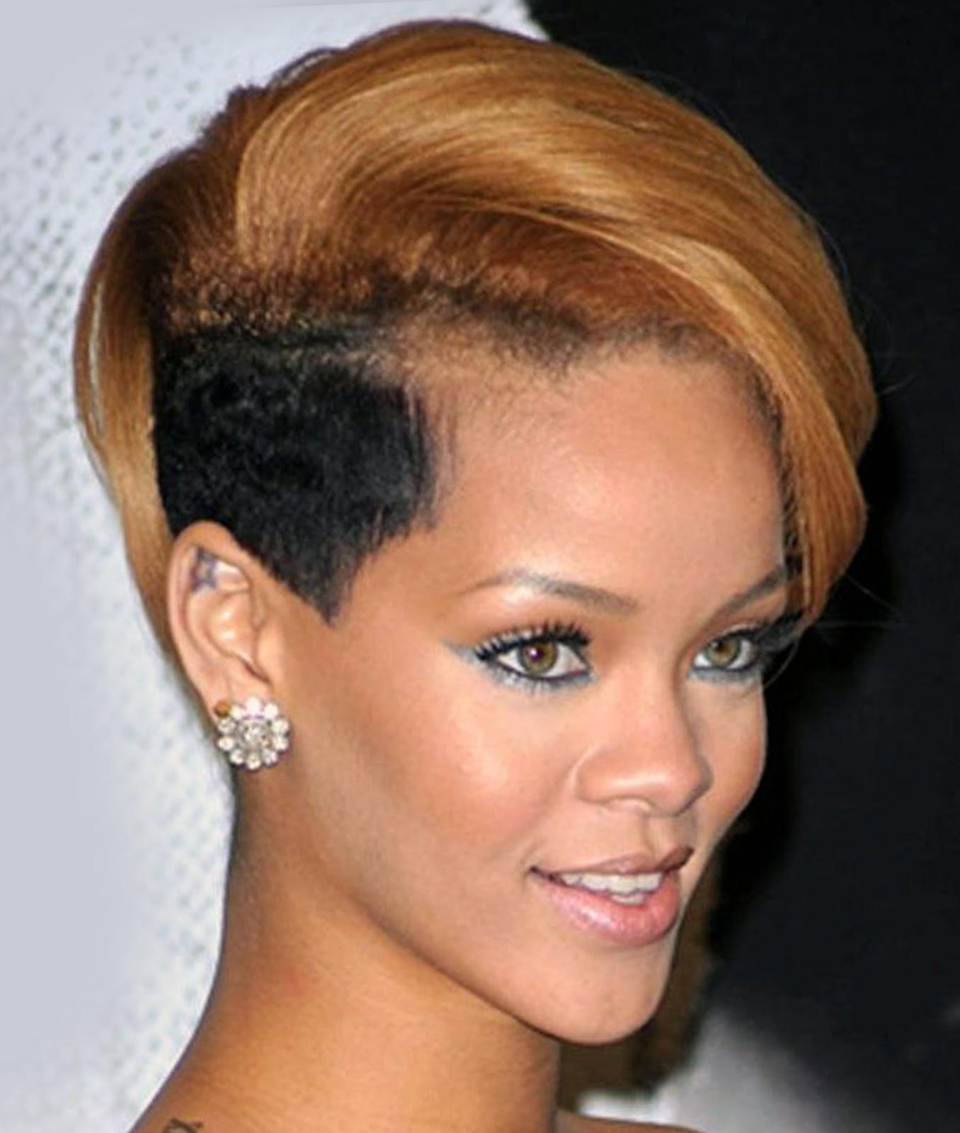 Remarkable Mohawk Styles For Black Women 2016 Hairstyles Spot Hairstyles For Men Maxibearus