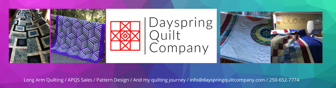 Dayspring Quilt Company