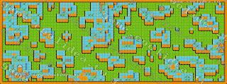 七龍珠Z2激神第十章地圖