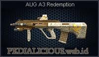 AUG A3 Redemption