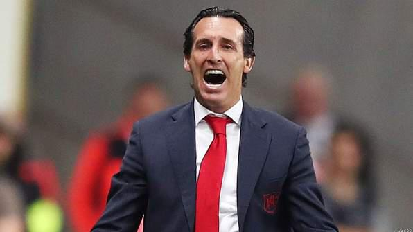 Emery Denies Arsenal Communication Problems