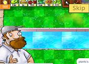 Plants vs Zombies Pool Magic battle