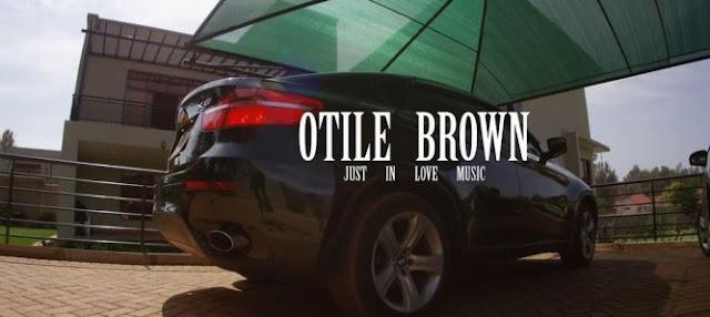 Otile Brown - NaBayet