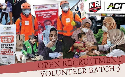 Open Rekrutmen Volunteer MRI ACT