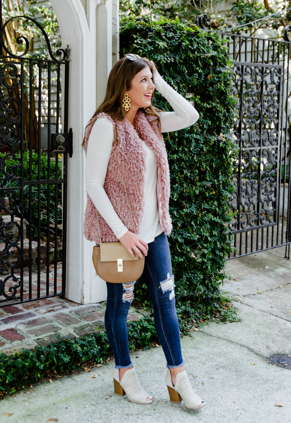 Must-Have Outerwear For Fall In The South | Chasing Cinderella Blog
