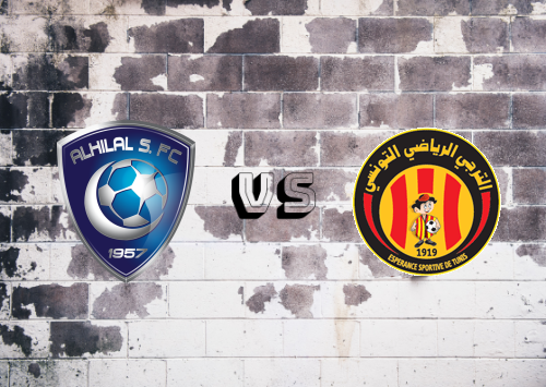 Al Hilal vs ES Tunis  Resumen