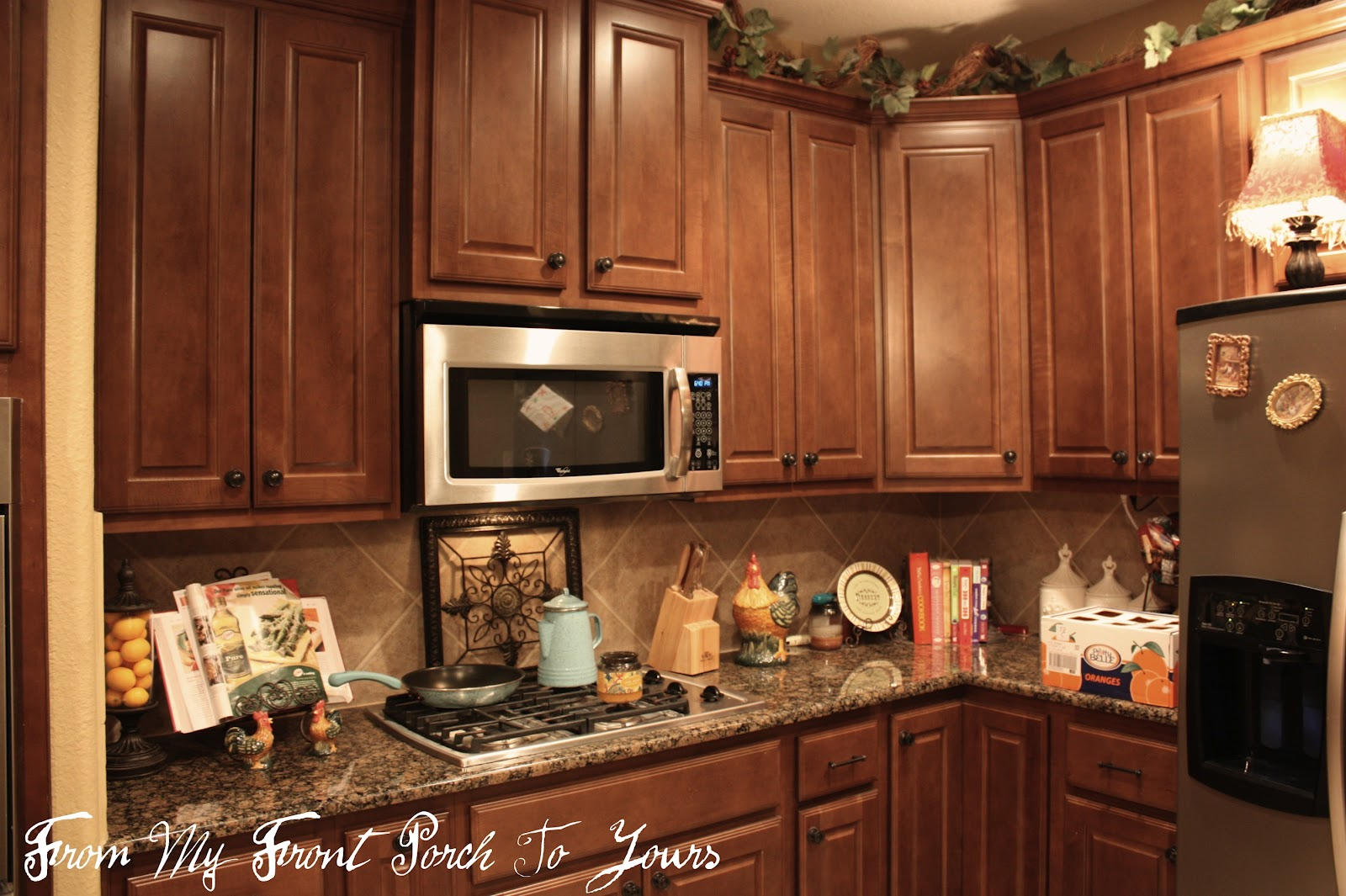 Kitchens with Light Oak Cabinets