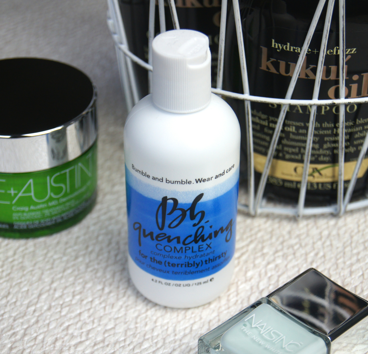 bumble and bumble quenching complex leave in treatment