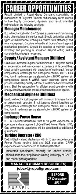Engineering Jobs, DAE Jobs, Jobs in Punjab, CFPP Jobs, CRO Jobs, Coal Fired Power Plant Jobs,Jobs in Punjab, Jobs in Lahore, Jobs in Sheikhupur