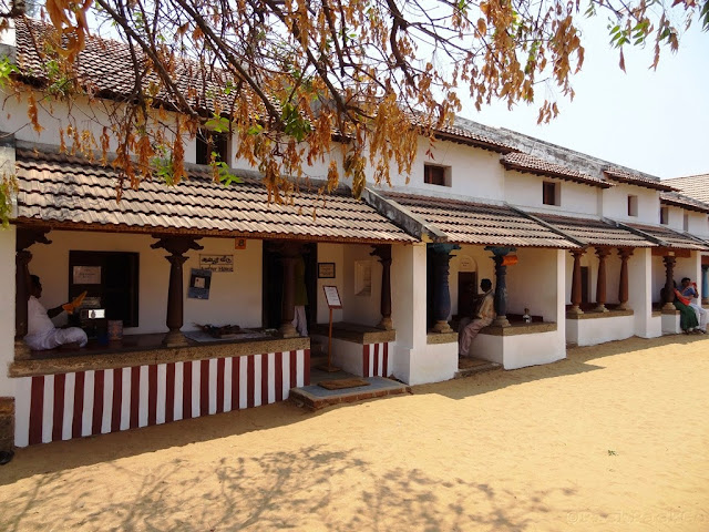 DakshinaChitra - Tamilnadu traditional houses