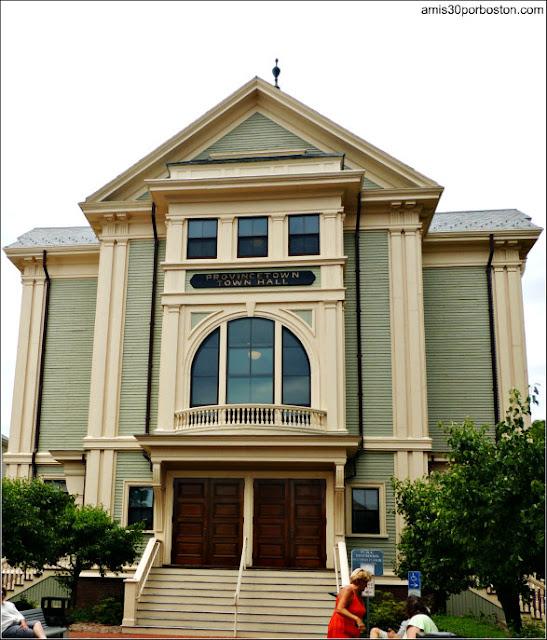 Ayuntamiento de Provincetown, Cape Cod
