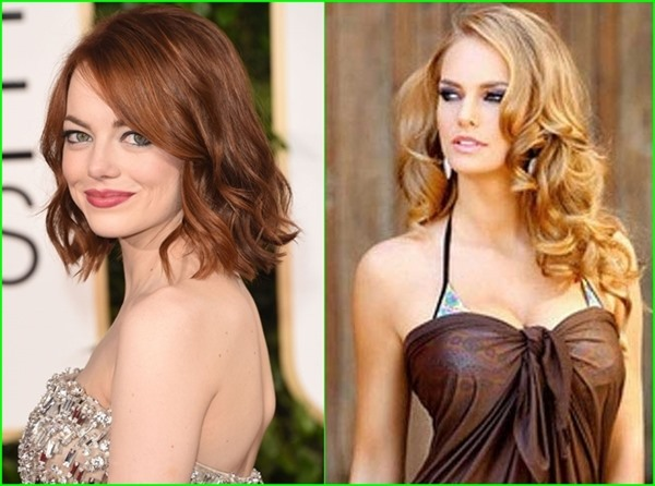 Haarfarben Trends Frühling-Sommer 2018