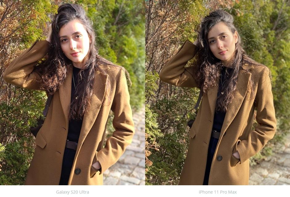 Foto Potret Wanita (phonearena.com)