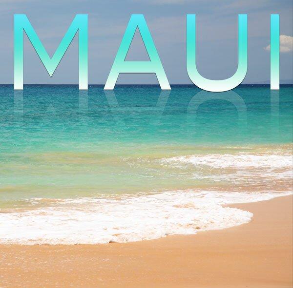 "Maui Tourism - ""Lazy Suburb Beach Town"""