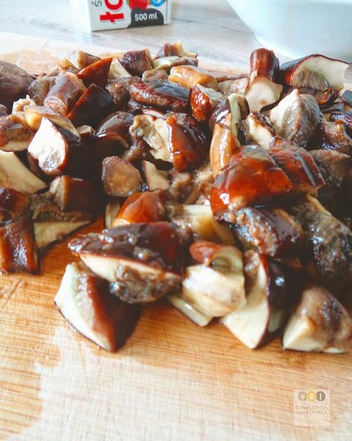 najlepszy sos grzybowy gęsty