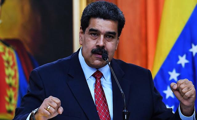 Crisis en el gobierno de Nicolás Maduro