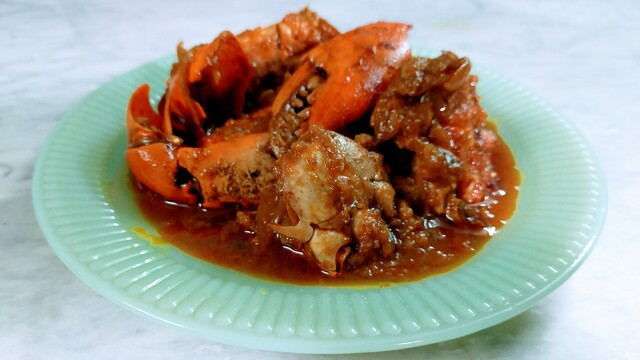 How To Make Crab Curry
