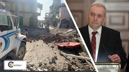 Λέκκας για σεισμό στην Αϊτή: Ενεργοποιήθηκε και πάλι το ρήγμα του 2010